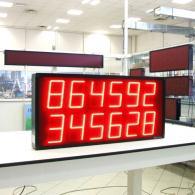 Display Andon-X interfaccia modbus RTU slave RS485