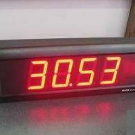 Display conteggio UP o DOWN 4 cifre con interfaccia BCH