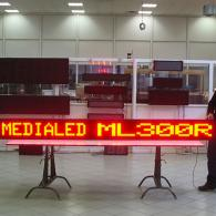 led display for messages