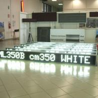 scrolling message led display