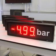 led display 4-20mA analog interface
