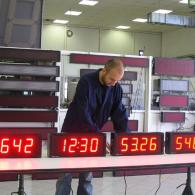 numerical led display, ASCHII protocol