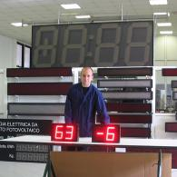 Display interfaccia analogica 4-20 mA e 0-10V