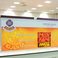 Dispositivo di controllo produzione impianto fotovoltaico cogenerazione