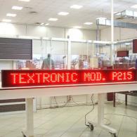 Display monolinea P215-2 profibus per programmazione allarmi