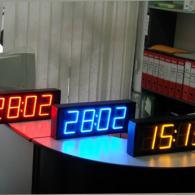 Cronometri a led . Produzione Italia