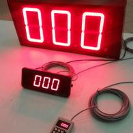 Large Digit Industrial Display