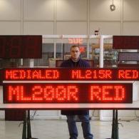 Display ML200R e ML215R interfaccia profinet per messaggi e allarmi