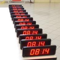 Display numerici a 4 cifre con ingresso ethernet per linee di produzione