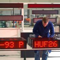 Pannelli alfanumerici per controllo codici nelle linee di produzione